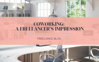Coworking: My Impressions After Two Weeks