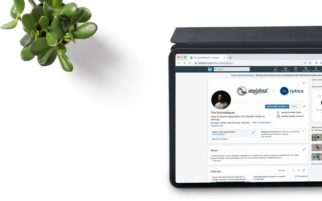 How to find saved jobs on LinkedIn (…no they didn't vanish)